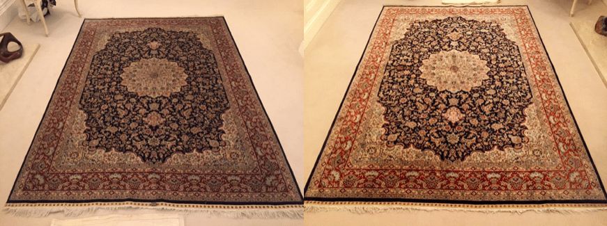professional rug cleaning in sheffield from cleaningpro